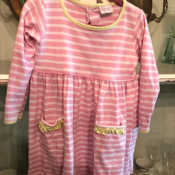 Squiggles By Charlie Dresses Girls Dress 45 Euc Poshmark